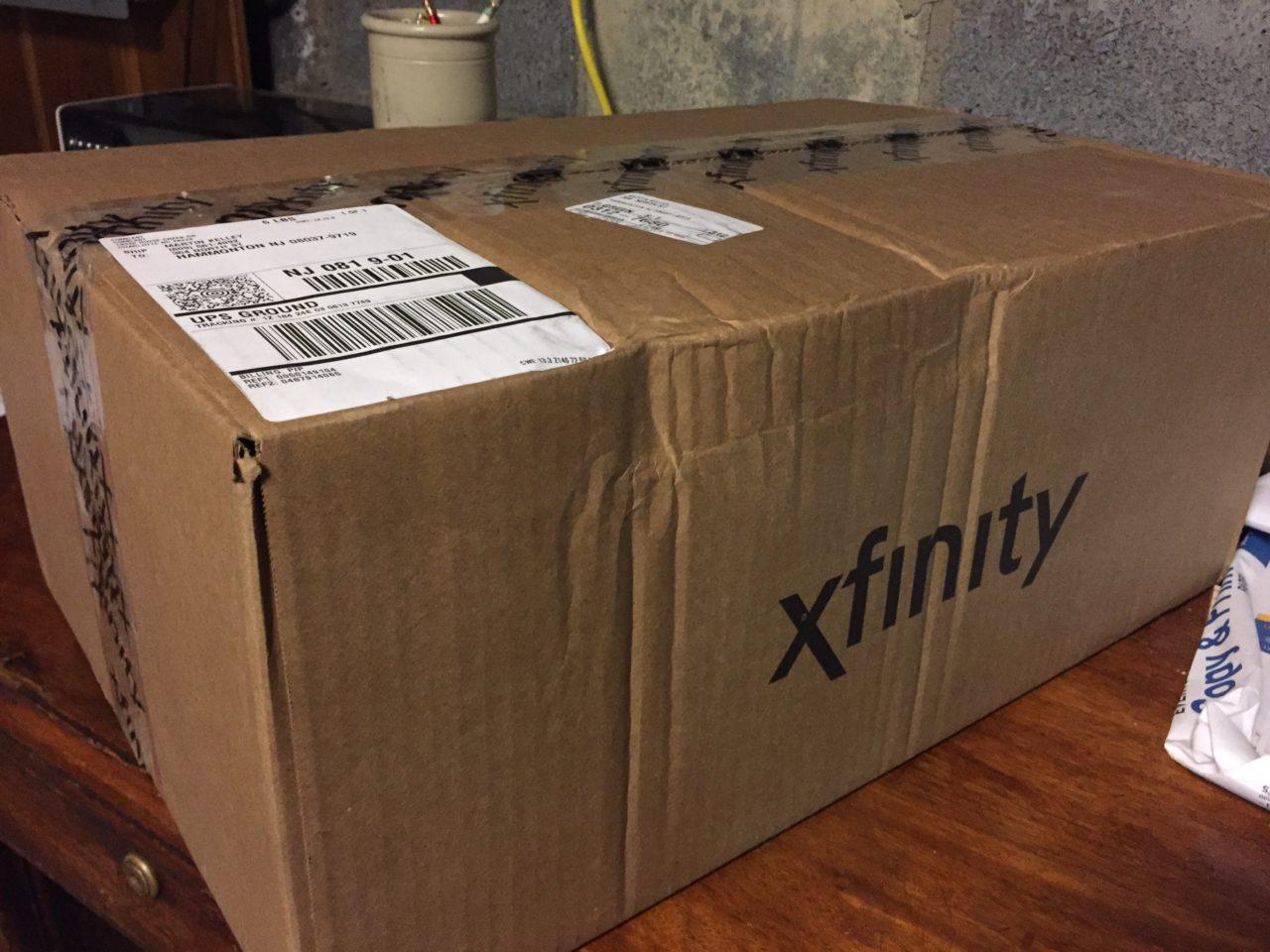 High tech Xfinity
